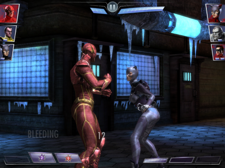 Injustice Screenshot