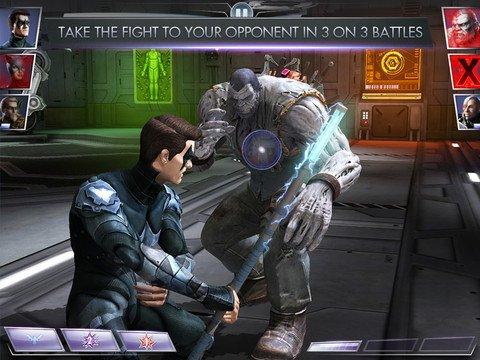 Injustice: Gods Among Us (Nightwing)