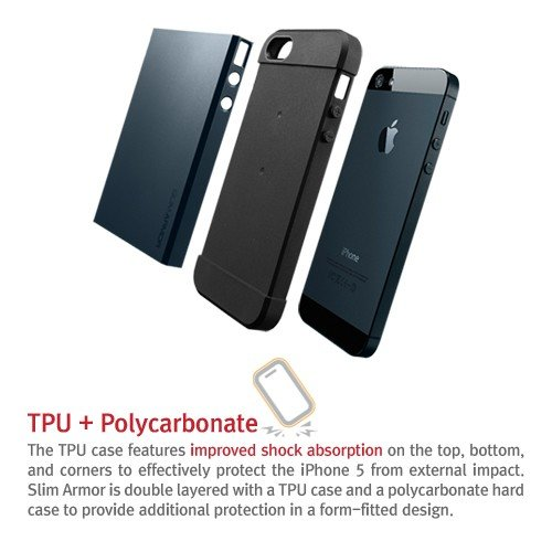 Spigen iPhone Case_Middlesection