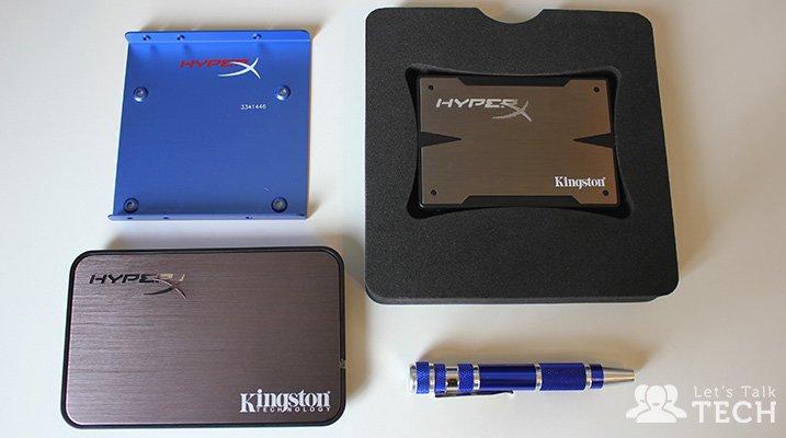 HyperX Unboxing