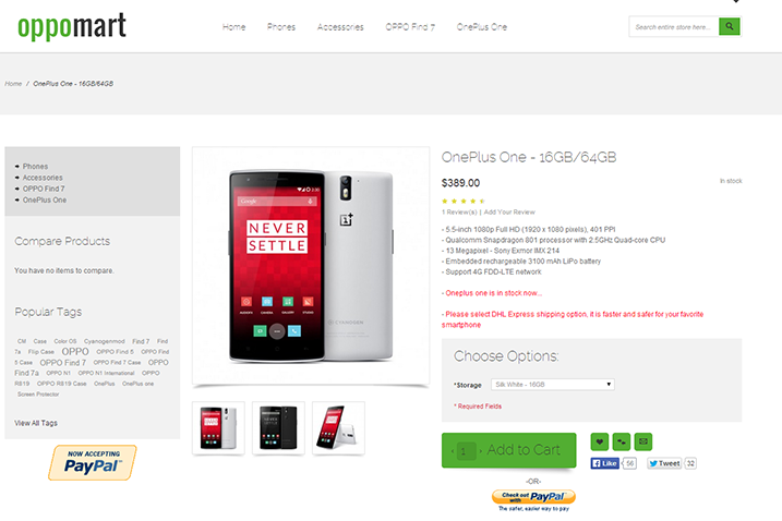 OnePlus One Early - 1