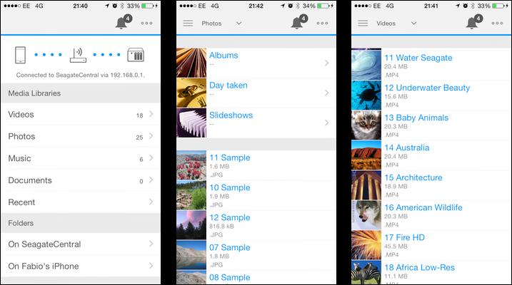 Seagate-Media-App