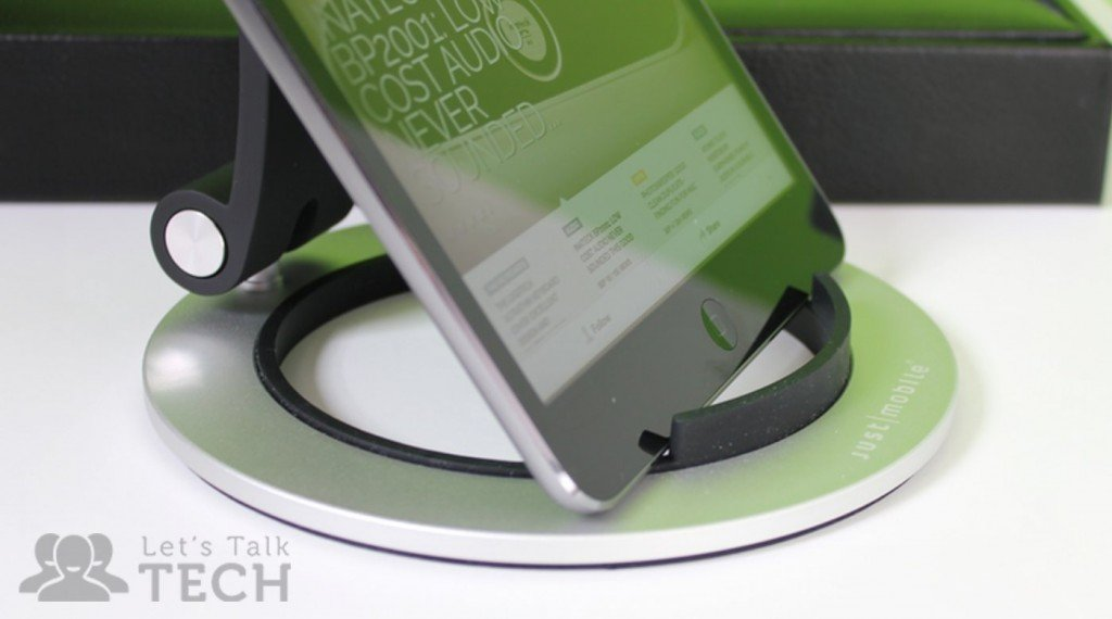 Just-Mobile-Encore-iPad-stand-rubber-rim