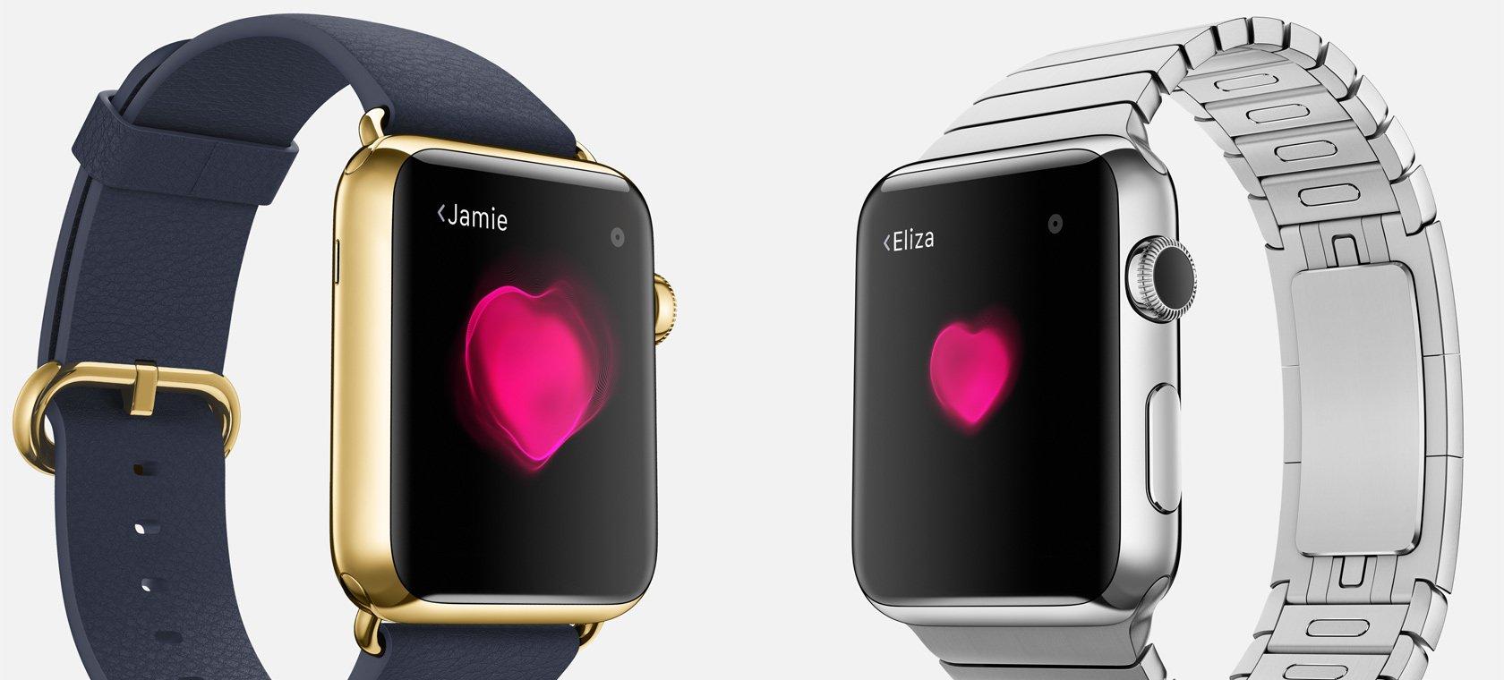 mejor amado 8c3d1 c129d Apple Watch vs.