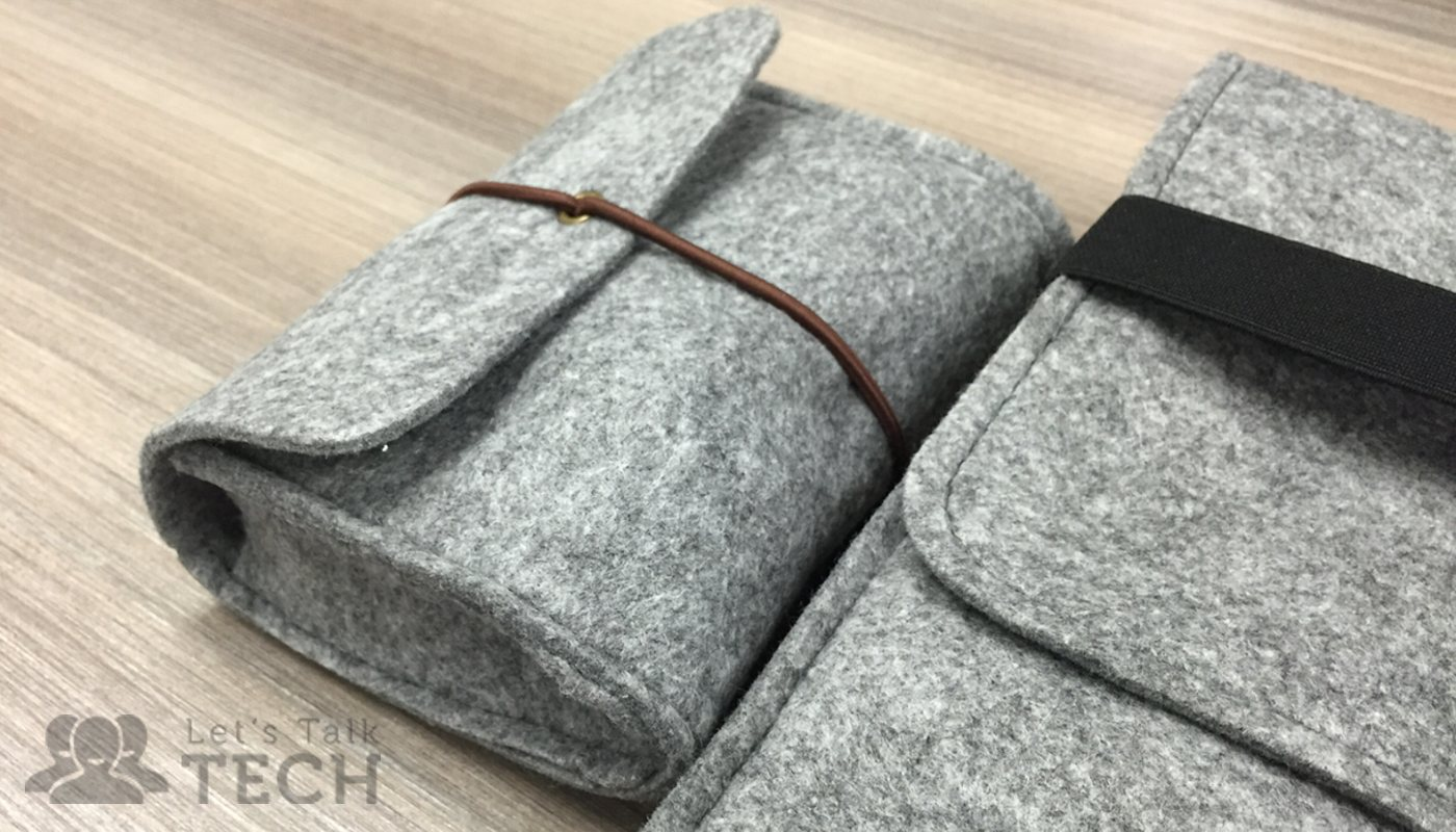 Inateck MacBook Sleeve Pouch